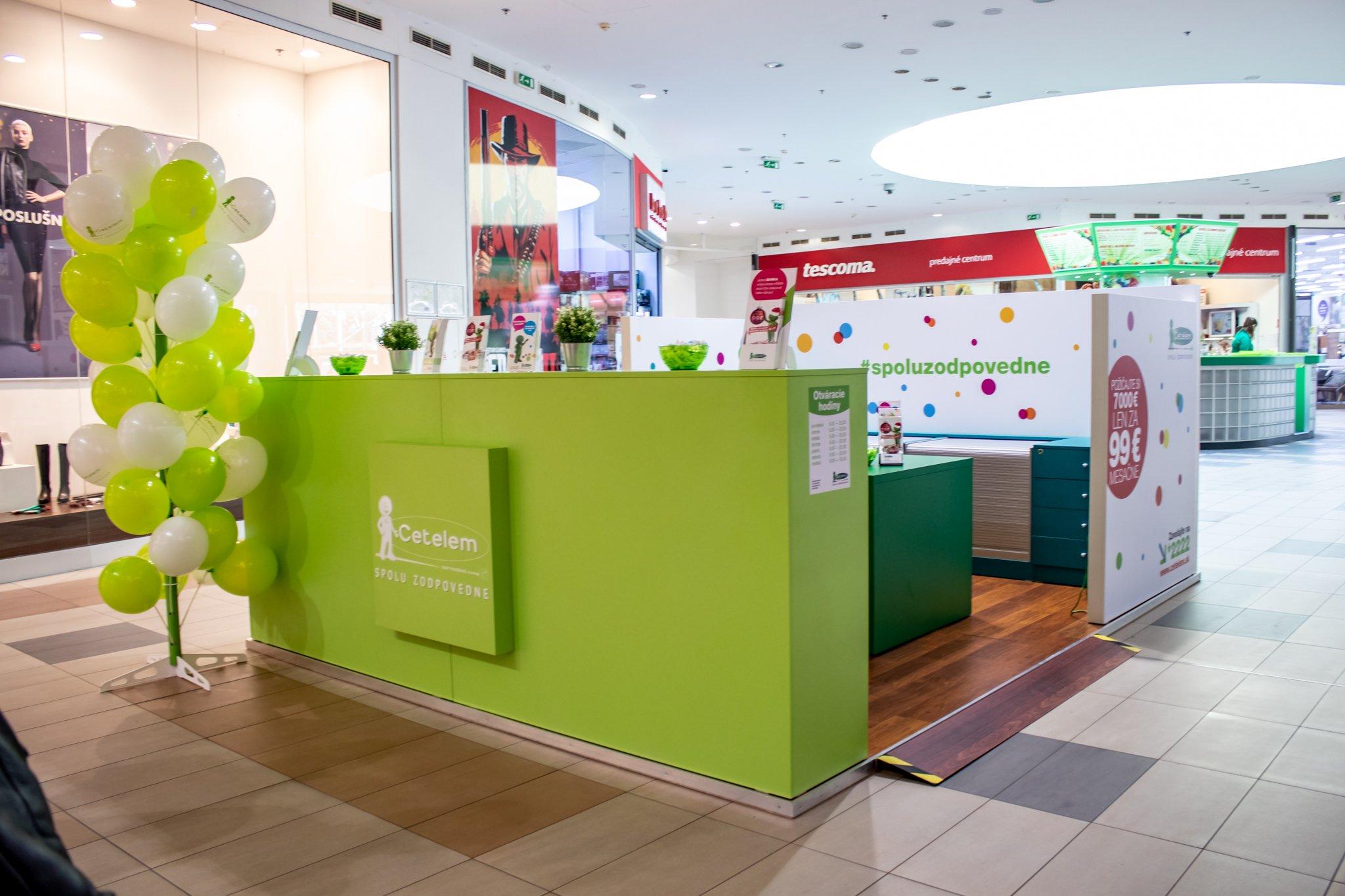 badba2f1f5 Mobilná pobočka v Europa Shopping Centrum Banská Bystrica